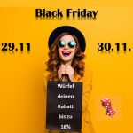 Black Friday Aktion