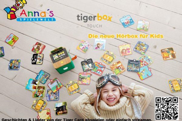 Tigerbox web