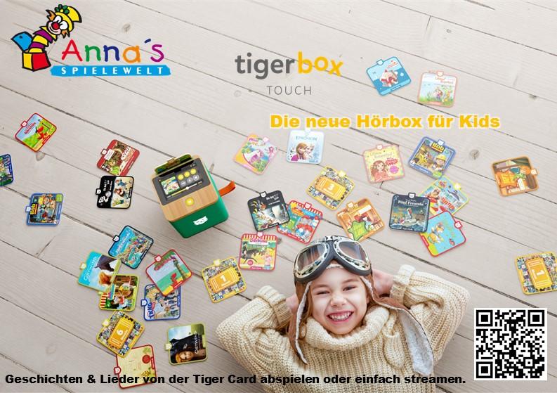 NEU tigerbox Touch