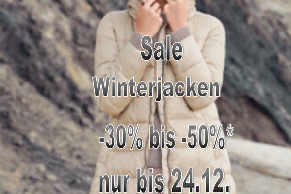 Winter Jacken Sale